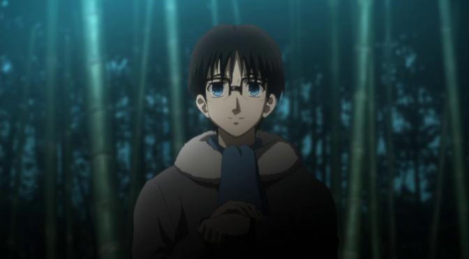Movie Monday: Kara no Kyoukai Murder Speculation Part 01