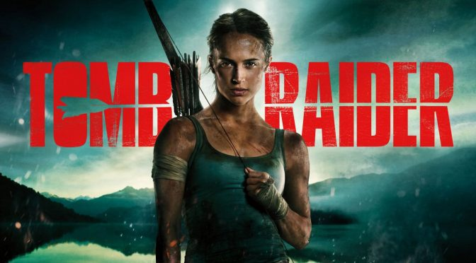 Tomb Raider film hits some good notes with an overly serious Lara Croft