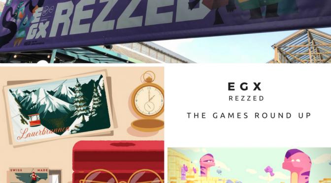 EGX Rezzed 2018: Games roundup