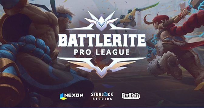 Stunlock Partners with Twitch and Nexon for Battlerite Pro League