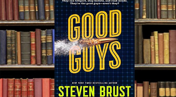 An Adventurous Tale with the Good Guys