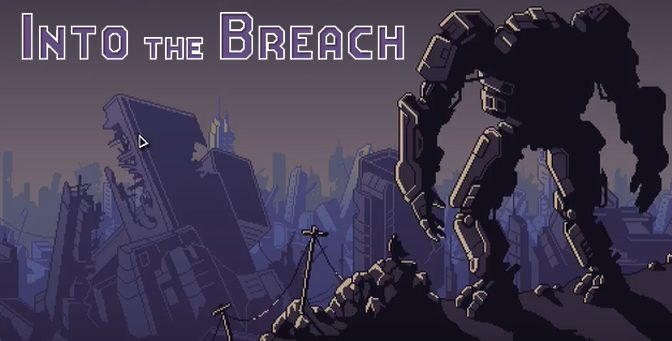 Let's Play Into The Breach's Tactical Mech Combat