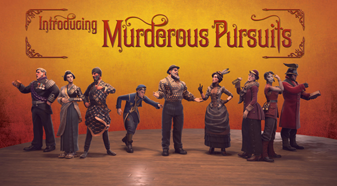 Murderous Pursuits Launches on Steam in Seven Languages