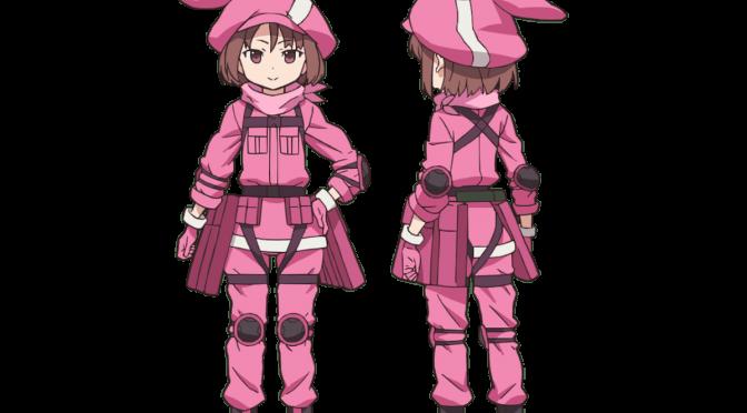 Anime Sunday: GGO Episode 01 Impressions