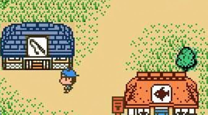 Retro Game Friday: Legend of the River King