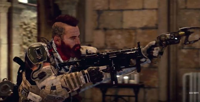 First Look: Call of Duty Black Ops 4 Alpha Preview
