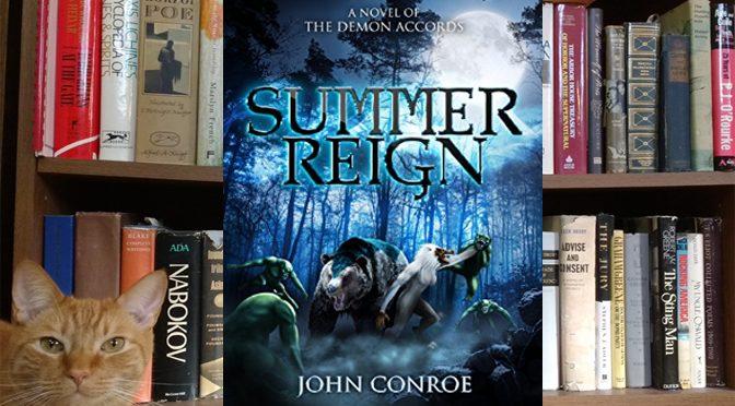 Summer Reign Rules over Fantasy Novels
