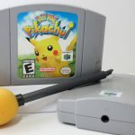 Retro Game Friday: Hey You Pikachu