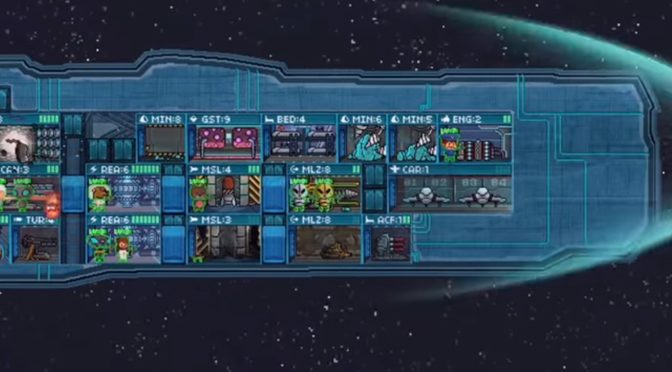 Early Access Preview: Pixel Starships