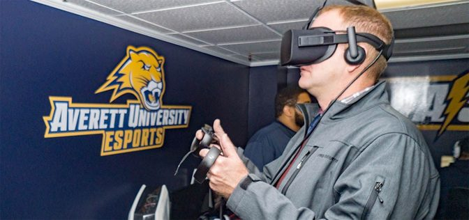 Averett University Gets New eSports Head Coach