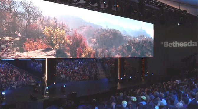 Bethesda Unlocks its E3 Expo Vault