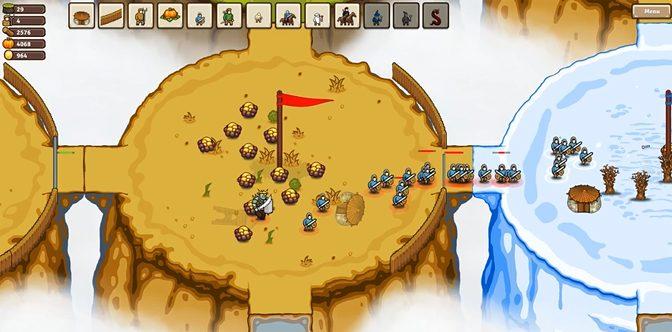 Iceberg Interactive Teases New RTS Circle Empires Game