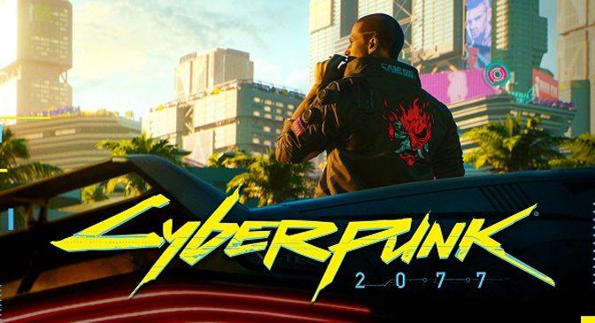 E3 Expo: Watch the Cyberpunk 2077 trailer