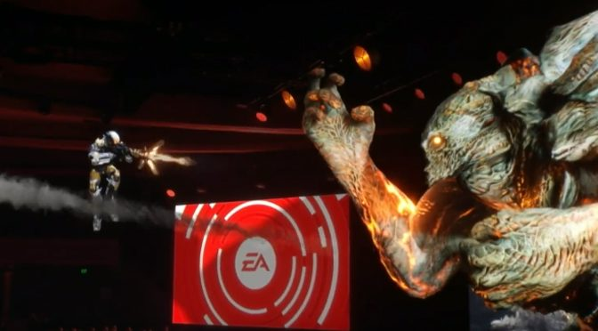 It Begins! Electronic Arts Holds the First E3 Press Conference