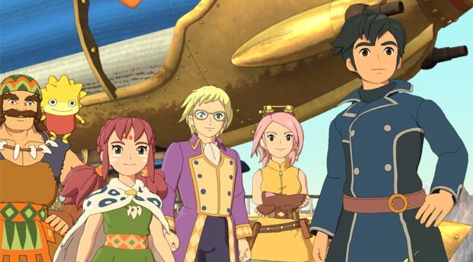 Fantastic Fairytales with Ni No Kuni 2: Revenant Kingdom
