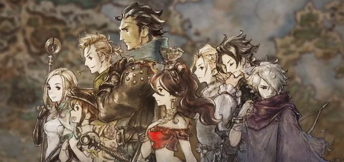 Square Enix Shows off New Games At E3 2018