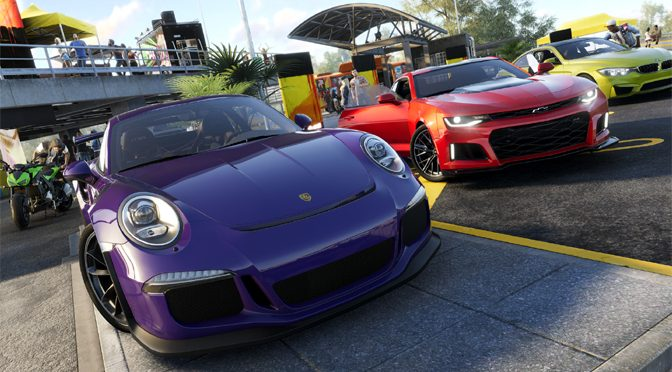 The Crew 2 Rolling To Retail