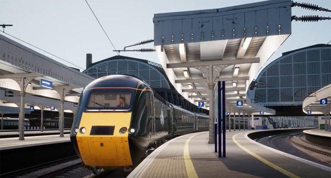 Train Sim World Chugging Toward Consoles This Summer