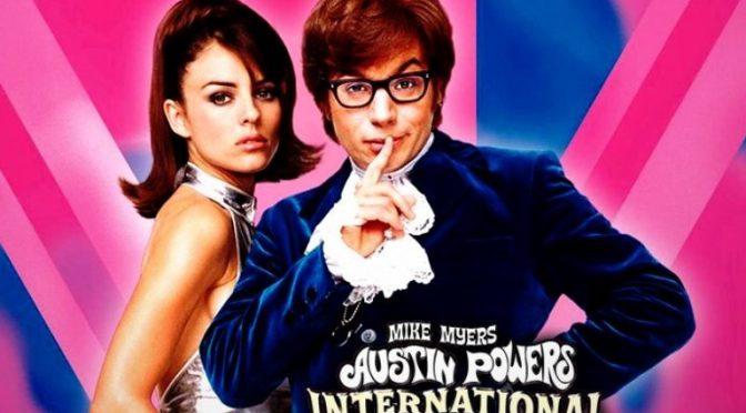 Movie Monday: Austin Powers