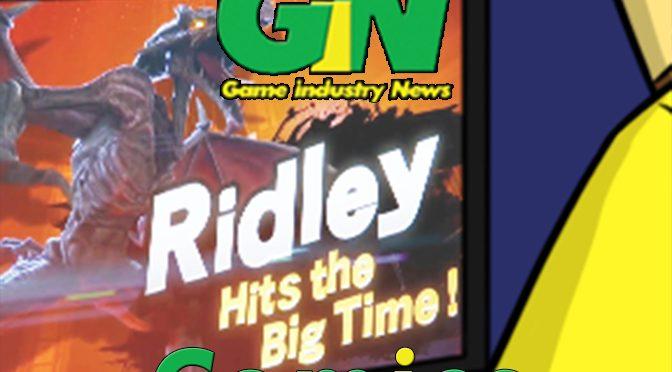 Give Them a Ridley, They'll Take A Waluigi