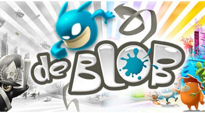 Retro Game Friday: De Blob