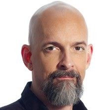 Author Neal Stephenson