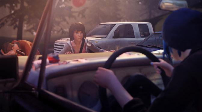 Teen Mystery Drama in Life is Strange: Episode 1